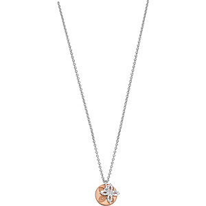 Esprit Collier Brilliance Flora Rose ESNL92340C420