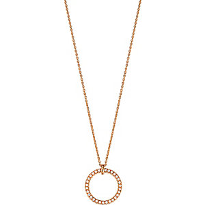 Esprit Collier Brilliance Rose ESNL92325C420