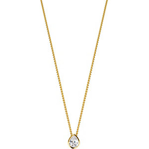 Esprit Collier Dainty Drop Gold ESNL92461B420