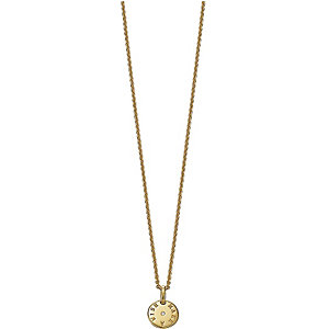 Esprit Collier Diamonds 4ever gold ESNL92255B400