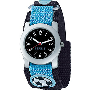 ESPRIT Kids Kinderuhr Goalie Blue ES000U64015