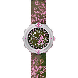 FLIK FLAK Kinderuhr Athletic Girl FSS038
