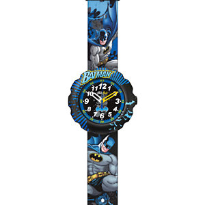 Flik Flak Kinderuhr Batman In The Darkness FLSP003