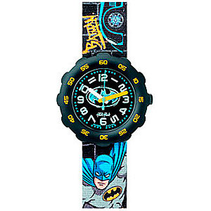 FLIK FLAK Kinderuhr Batman & Jocker FLS010