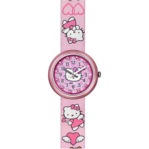 FLIK FLAK Kinderuhr Hello Kitty Angel FLN028