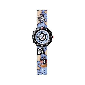 Flik Flak Kinderuhr Hunting The Sea FTS010-STD