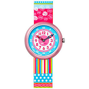 Flik Flak Kinderuhr Learn with me girl FTB016