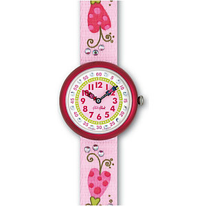 FLIK FLAK Kinderuhr Romantic Flowers FBN044