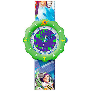 Flik Flak Kinderuhr Toy Story - buzz lightyear FLS035