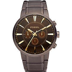 Fossil Herrenchronograph FS4357