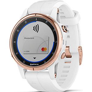 Garmin Smartwatch Fenix 5S Plus Sapphire 40-36-1353