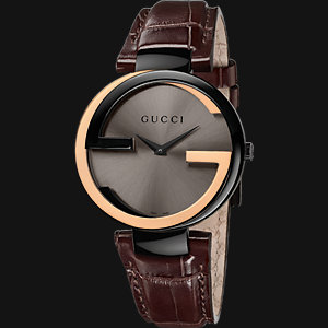 GUCCI Damenuhr Interlocking YA133304