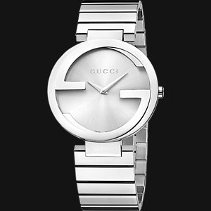 GUCCI Damenuhr Interlocking YA133308