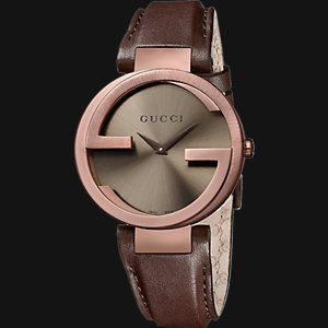 GUCCI Damenuhr Interlocking YA133309