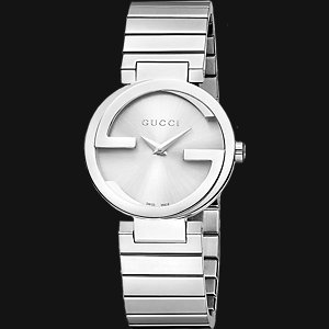 GUCCI Damenuhr Interlocking YA133503