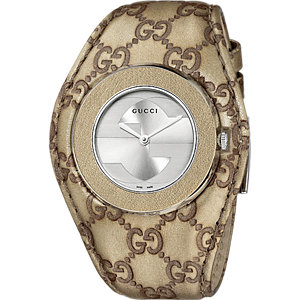 Gucci Damenuhr U-play YA129425