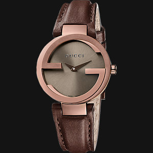 GUCCI Damenuhr Interlocking YA133504