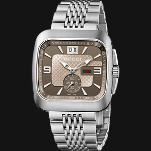 Gucci Herrenuhr  G-Coupe YA131301