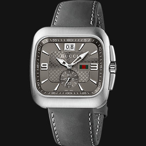 Gucci Herrenuhr G-Coupe YA131313