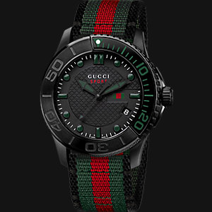 Gucci Herrenuhr G-Timeless YA126229
