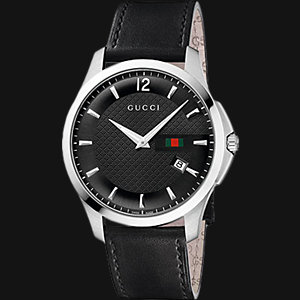 Gucci Herrenuhr G-Timeless YA126304
