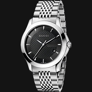 GUCCI Herrenuhr Timeless YA126402