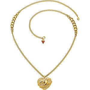 Guess Collier Prisoner Of Love UBN71294