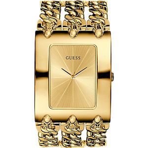 GUESS Damenuhr Heavy Metal 10544L1