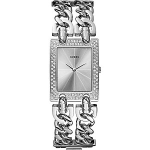 GUESS Damenuhr Heavy Metal W95088L1