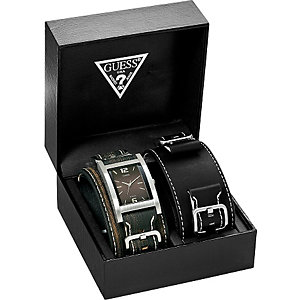 GUESS Herrenuhr Box Set 75540G1