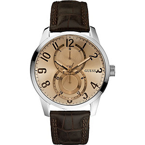 GUESS Herrenuhr Inner Circle W95127G2