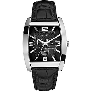 GUESS Herrenuhr Power Broker 80009G1