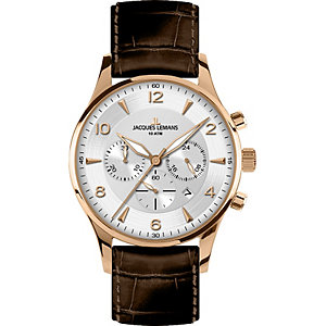 JACQUES LEMANS Herrenchronograph London 1-1654H