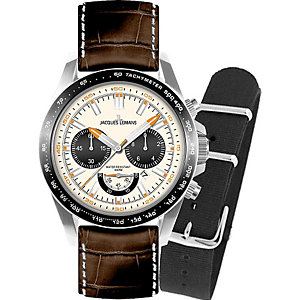 Jacques Lemans Herrenchronograph Liverpool 1-1756B