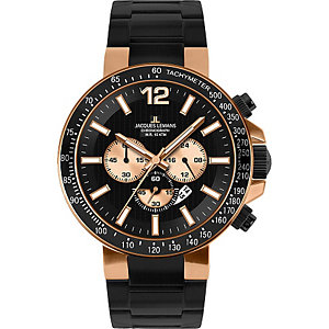 Jacques Lemans Herrenchronograph Milano Chrono 1-1696H