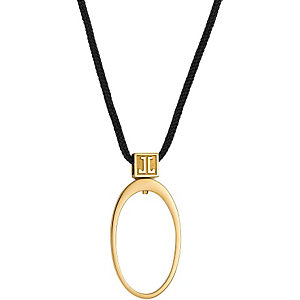 JETTE Gold  Charm Collier