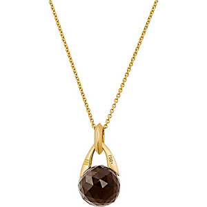 JETTE Gold SMOKY SPARKLE Collier 750er Gold 85273825