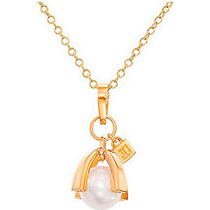 JETTE Gold TULIP Collier
