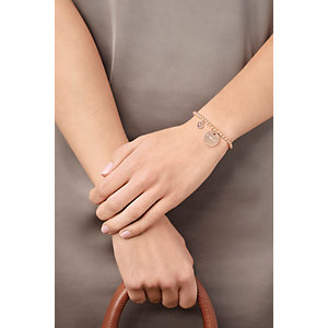 JETTE Silver Armband My Love 86938219