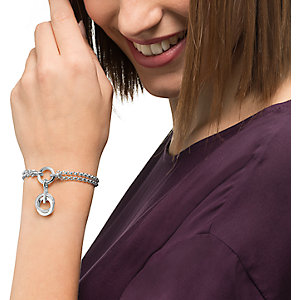 JETTE Silver Armband Swing 87036979