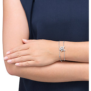 JETTE Silver Armband 86791081