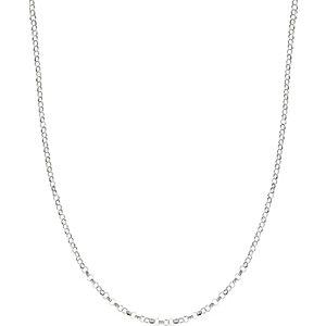 JETTE Silver BASIC Kette 90 cm