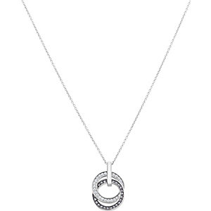 JETTE Silver Collier Swing 86567490