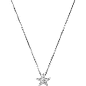 JETTE Silver FANCY GARDEN Collier