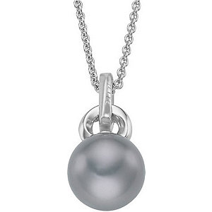 JETTE Twisted Pearl Collier