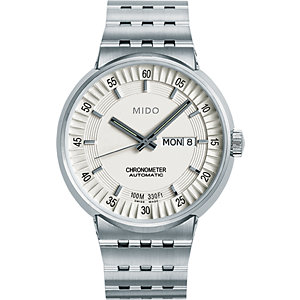 Mido Chronometer All Dial M83404B111