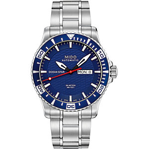 Mido Herrenuhr Ocean Star Captain