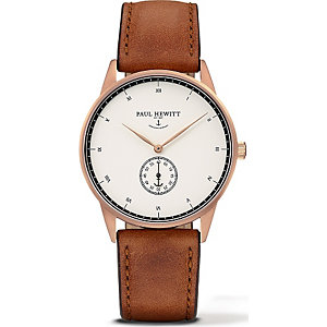 Paul Hewitt Signature Line Uhr Roségold Mark I White Ocean PH-M1-R-W-1