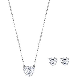 Swarovski Schmuckset Attract Heart 5218461