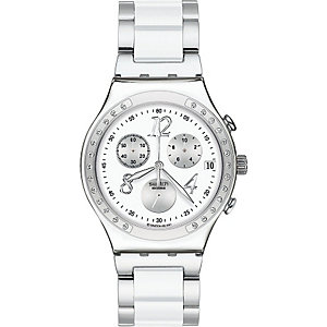SWATCH Chronograph Dreamwhite YCS511G